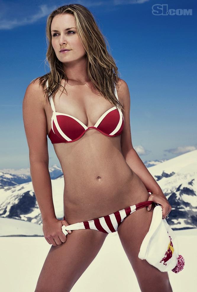 Lindsey Vonn Naked